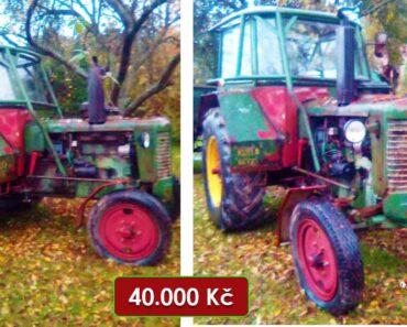 Do 30.5.2021 Výběrové řízení na prodej traktoru Zetor 50 Super. Min. kupní cena 40.000 Kč, ➡️ ID792988