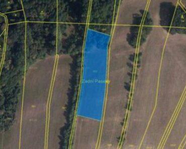4.3.2021 Dražba nemovitosti (Pozemek o velikosti 3561 m2, Košíky, podíl 2/18). Vyvolávací cena 10.222 Kč, ➡ ID788270