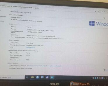 Do 23.12.2021 Výběrové řízení na prodej počítače (Asus). Min. kupní cena - prodej nejvyšší nabídce Kč, ➡️ ID791674