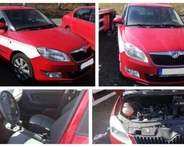 Do 22.4.2021 Výběrové řízení na prodej automobilu Škoda Fabia 1.2 combi . Min. kupní cena 37.000 Kč, ➡️ ID798322