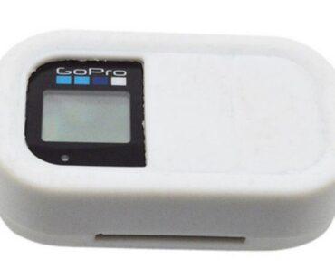 Nové zboží - Silikonový kryt pro GoPro Hero 3 a Hero 3+ Wifi remote - bílý se slevou 60 %