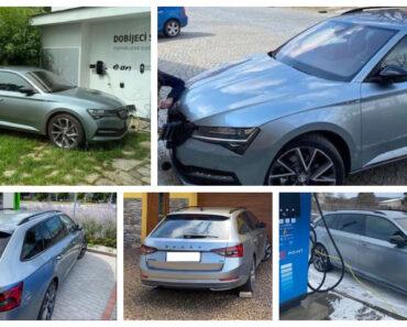 Do 1.9.2021 Výběrové řízení na prodej automobilu Škoda Superb iV plug-in hybrid. Min. kupní cena 800.000 Kč, ➡️ ID798371