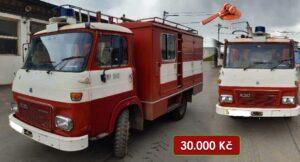 Do 9.5.2021 Výběrové řízení na prodej vozidla Avia A30. Min. kupní cena 30.000 Kč, ➡️ ID799276