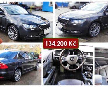 Do 23.4.2021 Aukce automobilu Škoda Superb II Laurin & Klement 3.6. Vyvolávací cena 134.200 Kč, ➡️ ID798203