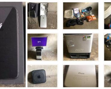 30.6.2021 Dražba elektroniky (Apple iPhone 7, PC Acer + Monitor Benq,...). Vyvolávací cena 3.400 Kč, ➡️ ID806254
