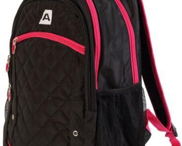 Pohodlný batoh Alpine, nové, nepoužité - sleva 70%