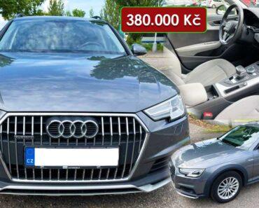 22.6.2021 Dražba automobilu Audi A4 Allroad 2.0 TDI. Vyvolávací cena 380.000 Kč, ➡️ ID808252