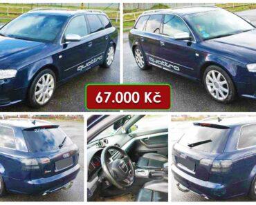 Do 29.6.2021 Aukce automobilu Audi A4 Avant 3.0 TDI. Vyvolávací cena 67.000 Kč, ➡️ ID2145227