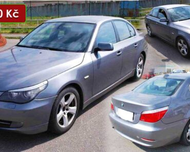 16.6.2021 Aukce automobilu BMW 530d. Vyvolávací cena 98.000 Kč, ➡️ ID807595