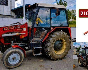 Do 30.6.2021 Výběrové řízení na prodej traktoru Zetor Z 5211 s čelním nakladačem. Min. kupní cena 210.000 Kč, ➡️ ID809112
