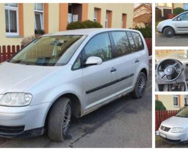 Do 1.7.2021 Výběrové řízení na prodej automobilu VW Touran. Min. kupní cena - prodej nejvyšší nabídce Kč, ➡️ ID806814
