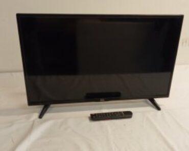21.7.2021 Dražba elektroniky (Televizor ECG). Vyvolávací cena 500 Kč, ➡️ ID809152