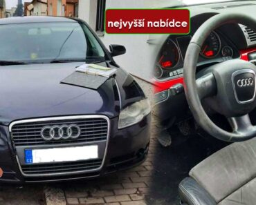 Do 31.8.2021 Výběrové řízení na prodej automobilu Audi A4. Min. kupní cena - prodej nejvyšší nabídce Kč, ➡️ ID808115