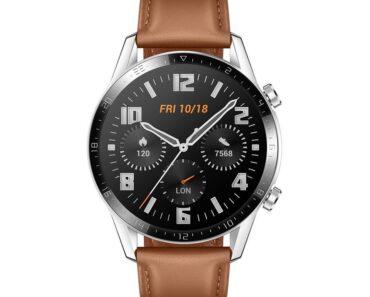 Hodinky Watch GT 2, nové, nepoužité zboží - mínus 44%