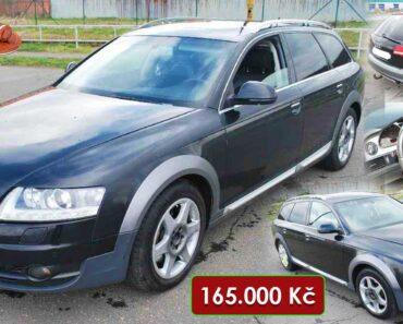 16.6.2021 Dražba automobilu Audi A6 Allroad 3,0 TDI 176 KW. Vyvolávací cena 165.000 Kč, ➡️ ID807518