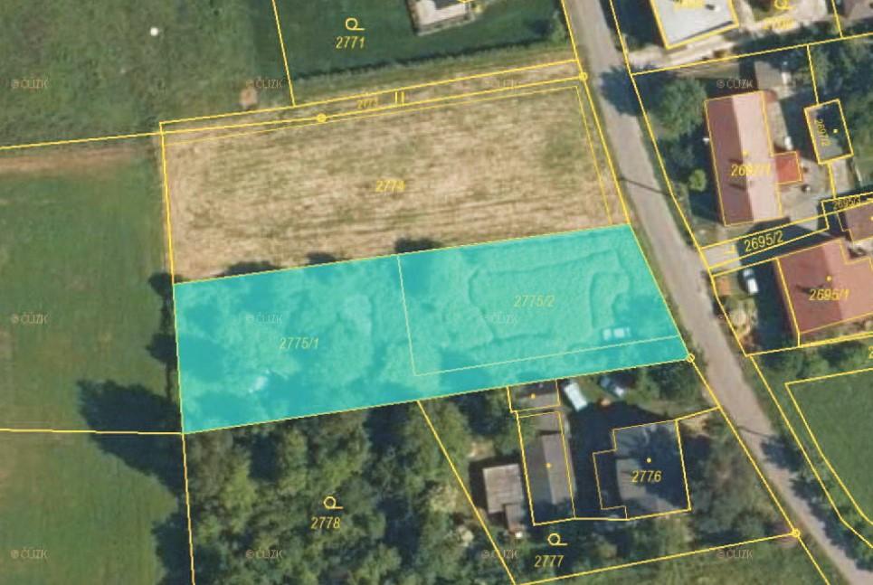 17.8.2021 Dražba nemovitosti (Pozemky - orná půda). Vyvolávací cena 540.000 Kč, ➡️ ID809003