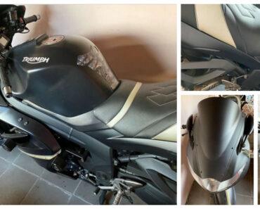 Do 22.9.2021 Výběrové řízení na prodej motocyklu Triumph Sprint. Min. kupní cena - prodej nejvyšší nabídce Kč, ➡️ ID814017