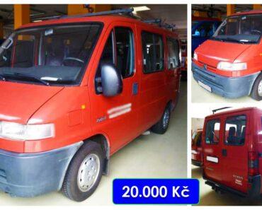 Do 4.8.2021 Výběrové řízení na prodej automobilu Peugeot Boxer. Min. kupní cena 20.000 Kč, ➡️ ID813238