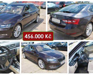 7.8.2021 Dražba automobilu Škoda Superb 2,0 TDI STYLE. Vyvolávací cena 456.000 Kč, ➡️ ID814571