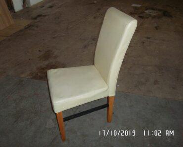 24.8.2021 Dražba nábytku (Soubor židlí). Vyvolávací cena 1.200 Kč, ➡️ ID814137