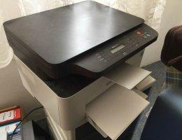 1.10.2021 Dražba elektroniky (Tiskárna Samsung xpress M2070). Vyvolávací cena 600 Kč, ID828696