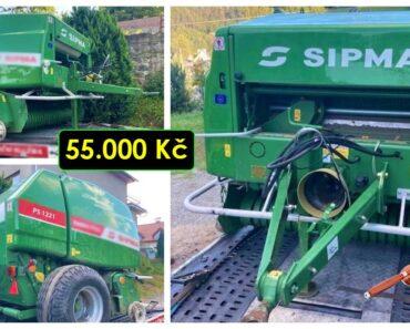 21.10.2021 Dražba stroje Svinovací lis. Vyvolávací cena 55.000 Kč, ➡️ ID829662