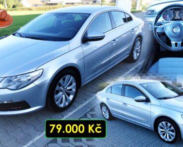 12.10.2021 Aukce automobilu Volkswagen Passat CC 2.0 TDI. Vyvolávací cena 79.000 Kč, ➡️ ID826739