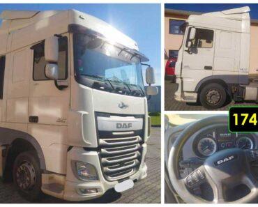 25.10.2021 Dražba nákladního automobilu DAF XF 460 FT. Vyvolávací cena 174.000 Kč, ➡️ ID829642