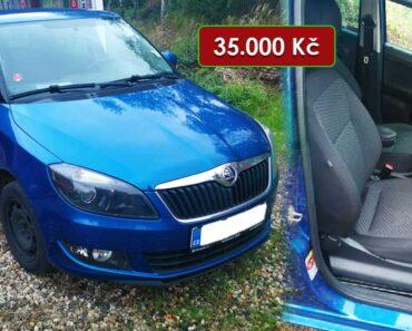 7.10.2021 Dražba automobilu Škoda Fabia. Vyvolávací cena 35.000 Kč, ➡️ ID825772