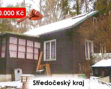 10.11.2021 Dražba nemovitosti (Chata). Vyvolávací cena 210.000 Kč, ➡️ ID830472