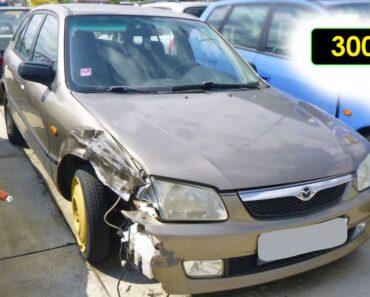 12.10.2021 Dražba automobilu Mazda 323. Vyvolávací cena 300 Kč, ➡️ ID826147