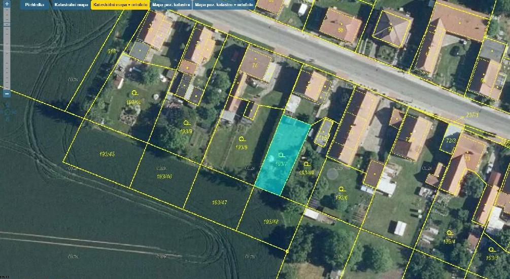21.10.2021 Dražba nemovitosti (Zahrada). Vyvolávací cena 66.700 Kč, ➡️ ID829975