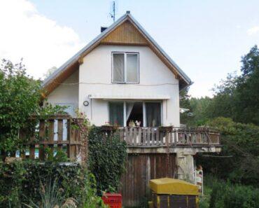 18.11.2021 Dražba nemovitosti (Rekreační chata se zahradou). Vyvolávací cena 700.000 Kč, ➡️ ID834317