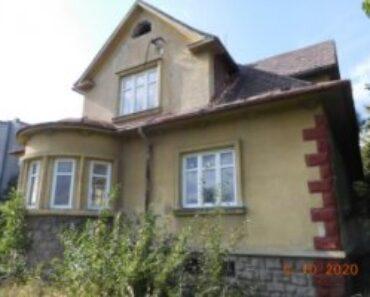 4.11.2021 Dražba nemovitosti (Rodinný dům se zahradou). Vyvolávací cena 1.266.667 Kč, ➡️ ID833664