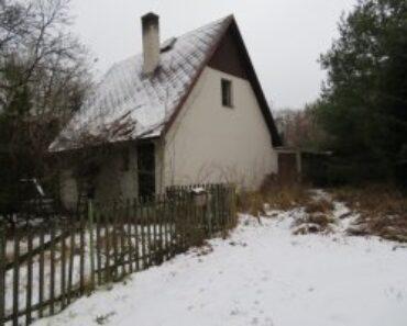 11.11.2021 Dražba nemovitosti (Chata s pozemkem). Vyvolávací cena 1.200.000 Kč, ➡️ ID832168