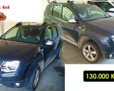 30.11.2021 Dražba automobilu Dacia Duster 4x4. Vyvolávací cena 130.000 Kč, ➡️ ID834828