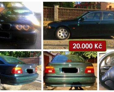 Do 27.10.2021 Výběrové řízení na prodej automobilu BMW 525D. Min. kupní cena 20.000 Kč, ➡️ ID833626