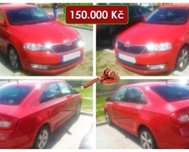 Do 30.11.2021 Výběrové řízení na prodej automobilu Škoda Rapid. Min. kupní cena 150.000 Kč, ➡️ ID834508