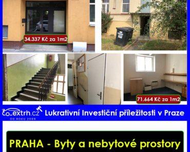 Výběrové řízení na prodej (Nebytová jednotka - sklad Praha 10 - 137.350 Kč). Kč, ➡️ ID834674