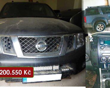 Do 25.10.2021 Výběrové řízení na prodej automobilu Nissan Pathfinder 2.5 dCi. Min. kupní cena 200.550 Kč, ➡️ ID833233