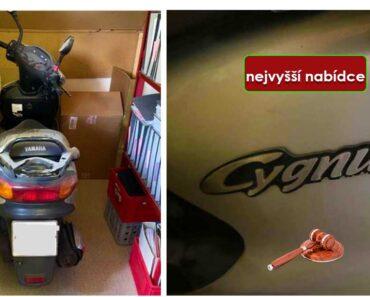 Do 25.11.2021 Výběrové řízení na prodej motocyklu Yamaha XC 125. Min. kupní cena - prodej nejvyšší nabídce Kč, ➡️ ID834361