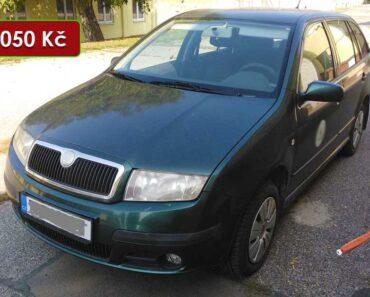 Do 25.10.2021 Výběrové řízení na prodej automobilu Škoda Fabia Combi 1.4 16V Ambition. Min. kupní cena 44.050 Kč, ➡️ ID833225