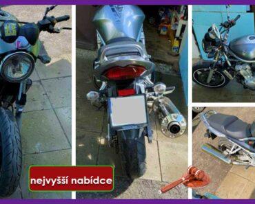 Do 20.11.2021 Výběrové řízení na prodej motocyklu Suzuki GSF 600N. Min. kupní cena - prodej nejvyšší nabídce Kč, ➡️ ID834369