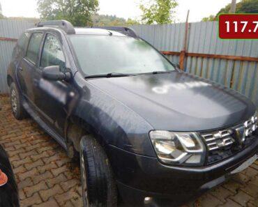 Do 25.10.2021 Výběrové řízení na prodej automobilu Dacia Daster 1.5 dCi 4x4 Arctica. Min. kupní cena 117.750 Kč, ➡️ ID833195