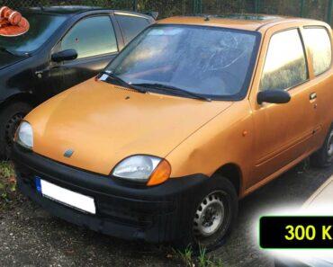 22.11.2021 Dražba automobilu Fiat Seicento. Vyvolávací cena 300 Kč, ➡️ ID834803