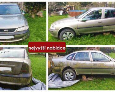 Do 30.11.2021 Výběrové řízení na prodej automobilu Opel Vectra. Min. kupní cena - prodej nejvyšší nabídce Kč, ➡️ ID834528